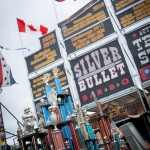 Ribfest Stand in Ontario