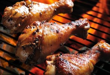BBQ Chicken Drumsticks Ontario Canada