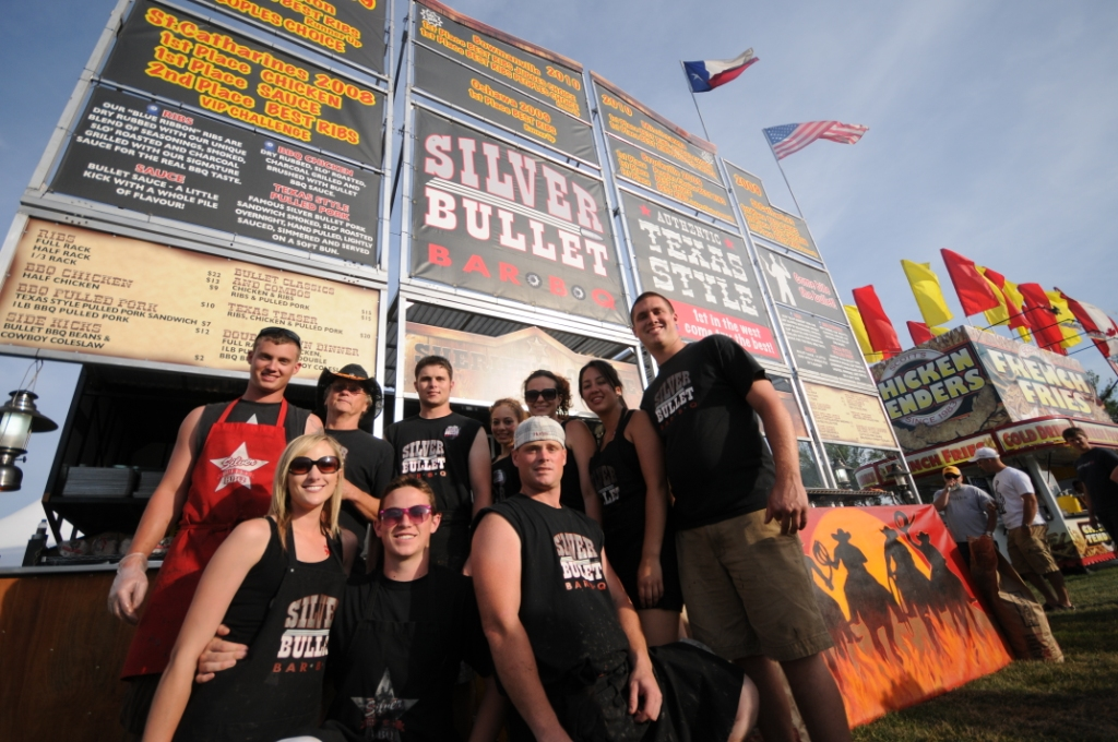 Silver Bullet BBQ Team
