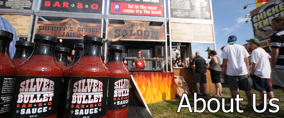 A photo of the sauce used at bbq ribfest in Ontario